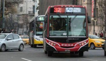 Cayó un 34% la cantidad de pasajeros del transporte público
