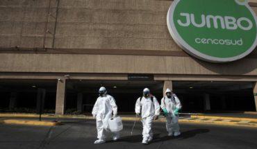 Cierran Mall Alto Las Condes por contagiada de Covid-19 que violó la cuarentena para ir a comprar