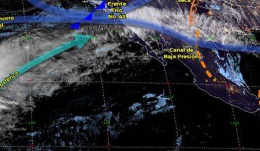 Clima 1 de marzo: Frente frío provocará nueva tormenta invernal