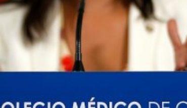Colegio Médico abre catastro online para que trabajadores de la salud digan si cuentan con elementos de protección