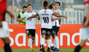 Colo Colo venció por 1 a 0 a Athletico Paranaense por Copa Libertadores