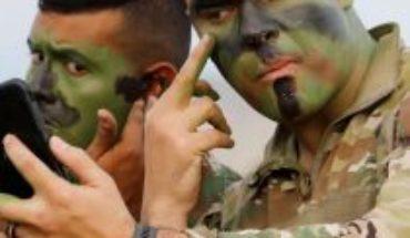 Colombia y EE.UU. inician entrenamiento en frontera con Venezuela