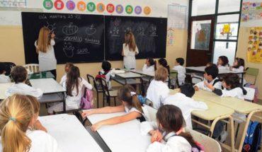 Comienzan las clases en todo el país a excepción de cinco provincias