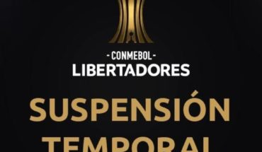 Conmebol extiende suspensión de Libertadores hasta el 5 de mayo por coronavirus