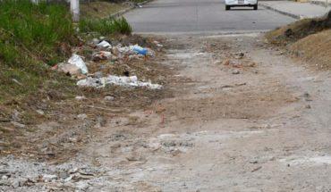 Contaminación prevalece en la colonia Francisco Villa en Mazatlán