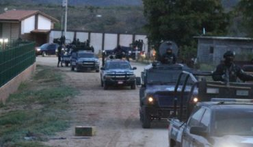 Continúan operativos de seguridad en Paredones y Mojolo en Culiacán