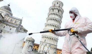 Coronavirus: Italia suma 3.405 fallecidos y supera a China como el país más afectado