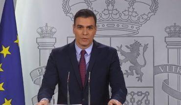 Coronavirus en España: el presidente decretó estado de alarma
