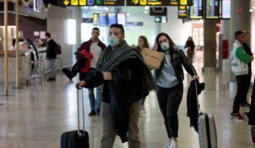 Coronavirus: licencia excepcional para trabajadores que regresen del exterior