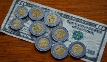 Dólar llega a 20.50 pesos en bancos por el temor mundial al coronavirus