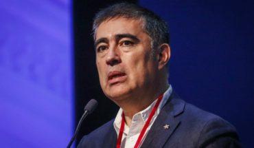 Desbordes llama a los partidos a definir a la brevedad futuro del plebiscito por el Covid-19