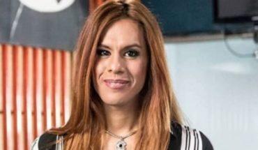Diana Zurco, la primera mujer trans en conducir el noticiero de la Tv Pública