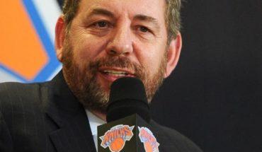 Dueño de los New York Knicks, positivo por Covid-19