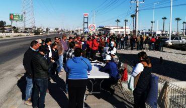 """Durante el primer día de consulta en Mexicali avanza el """"no"""" a la cervecera"""