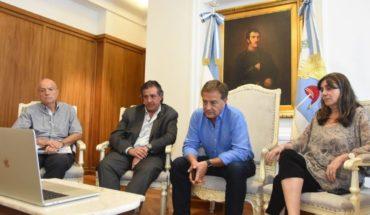 El Gobernador de Mendoza recortó los sueldos de los funcionarios políticos