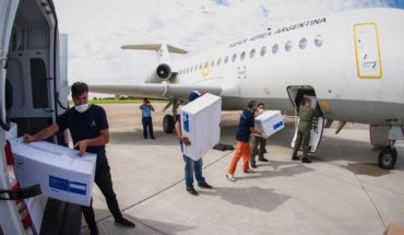 El Gobierno envió los primeros respiradores al Norte argentino