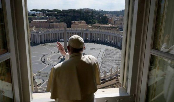 El Vaticano celebrará ritos de Semana Santa sin personas, por coronavirus