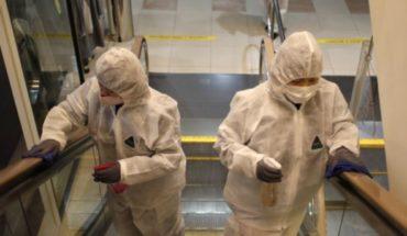 El nuevo virus llena hospitales en cada vez más lugares