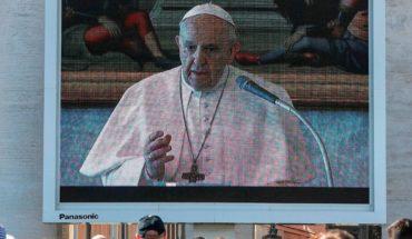 El papa retransmite su misa privada para los afectados por el coronavirus