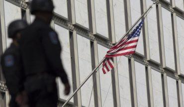 Embajada de EU suspende trámite de visas este miércoles