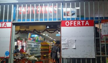 En Núñez hay un supermercado que solo atiende por WhatsApp
