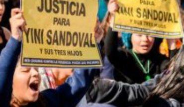 En la antesala del 8M: Claudio Tolosa es condenado a 30 años de cárcel por el crimen de Yini Sandoval y sus tres hijos