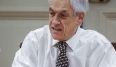 """En tecla emotiva, Piñera apela a responsabilidad ciudadana y asegura que """"hemos adoptado todas las medidas requeridas en el momento necesario"""""""