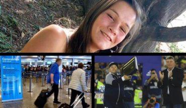 Encontraron asesinada a Fátima Acevedo, hay 3 nuevos casos de coronavirus en el país, el mensaje de Maradona a los hinchas de Boca y mucho más...