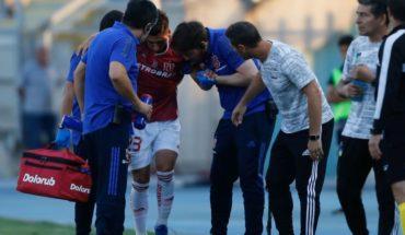 Fernando Cornejo sufrió esguince de tobillo y será baja en los azules