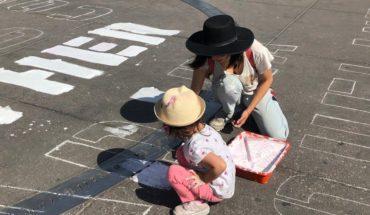 Gobierno de CDMX 'limpia' el Zócalo y borra nombres de víctimas de feminicidio