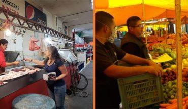 Gobierno de Morelia instruye medidas preventivas en mercados y tianguis