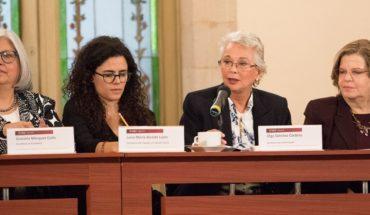 Gobierno destaca programas a favor de igualdad e inversión para mujeres