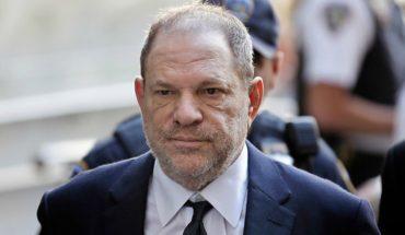 Harvey Weinstein fue condenado a 23 años de prisión por agresiones sexuales