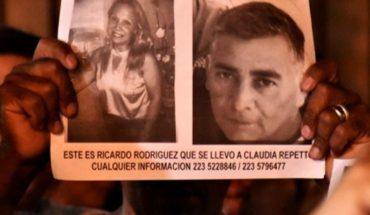 Imputan a Ricardo Rodríguez, ex pareja de Claudia Repetto, por femicidio