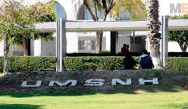 Informa UMSNH que se mantendrá la suspensión de las actividades académicas y administrativas hasta el treinta de abril