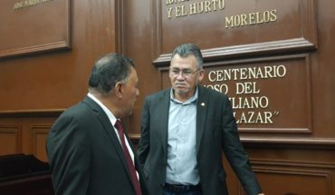 Informan GPMORENA estar a favor de sesiones virtuales en el Congreso de Michoacán ante Covid-19