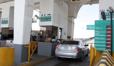 Inicia restricción del paso en frontera