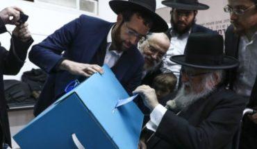 Israel celebra sus terceras elecciones en un año