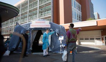 Italia registró 793 muertos en las últimas 24 horas: 4.825 fallecidos en total