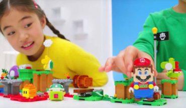 LEGO y Nintendo presentan el set interactivo de Super Mario