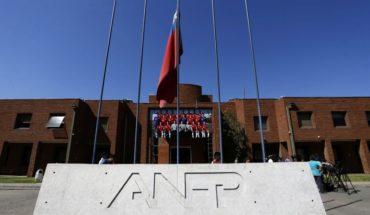 La ANFP suspendió todo el Fútbol Joven por dos semanas