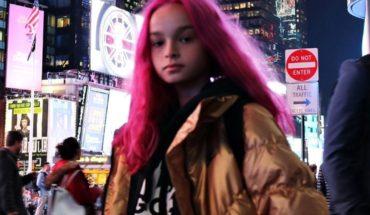 La historia de Vida Spinetta, nieta de Luis Alberto, que llegó a Broadway a sus 14 años