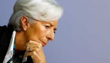 Lagarde advierte una crisis como la de 2008 si no se actúa en forma urgente