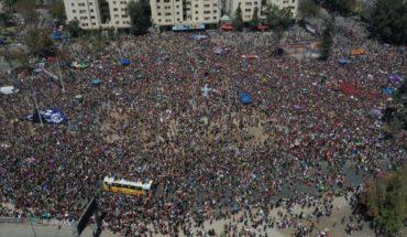 8M: Las conclusiones de autoridades y Carabineros acerca de la marcha