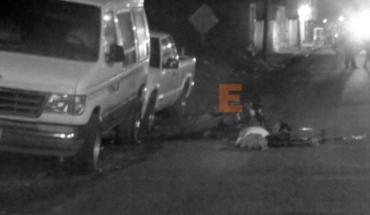 Le quitan la vida a un motociclista en Jacona, Michoacán