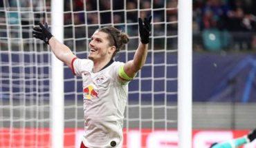 Leipzig vs Tottenham: Sabitzer y Forsberg sentencian a los Spurs de Mourinho