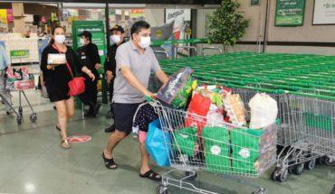 permiso salvoconducto compras supermercados farmacias