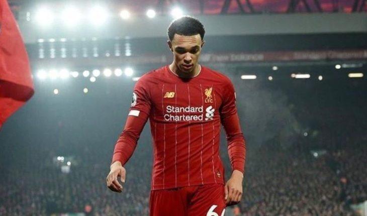 Liverpool: Alexander-Arnold revela cuál es su segundo equipo favorito