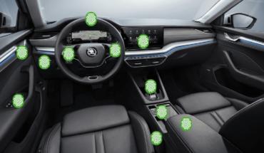Lugares claves de limpieza en el auto para prevenir el coronavirus