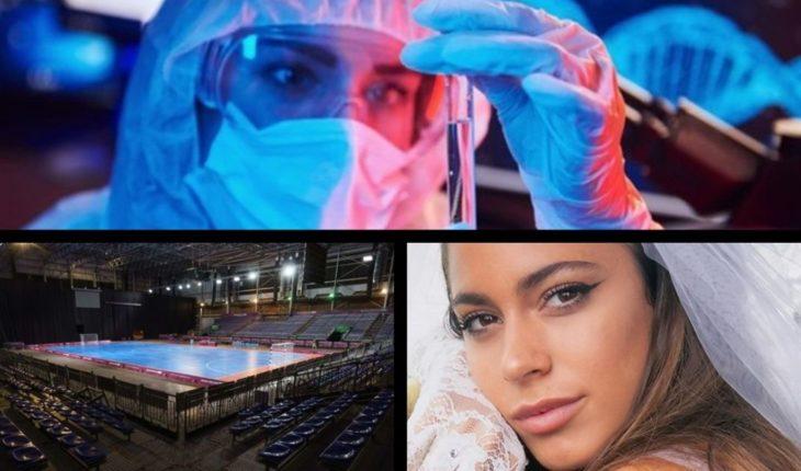 Más de 500.000 los contagiados por coronavirus, prioridades económicas, la ayuda solidaria de AFA por la pandemia, Tini Stoessel lanzó nuevo tema, murió un familiar de Montaner, y más...
